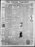 Oxford Democrat : Vol. 72. No.4 - January 24, 1905