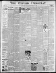 The Oxford Democrat : Vol. 72. No.8 - February 21, 1905