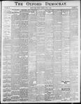 Oxford Democrat : Vol. 72. No.14 - April 04, 1905