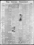 The Oxford Democrat : Vol. 72. No.17 - April 26, 1905