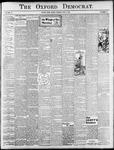 Oxford Democrat : Vol. 72. No.18 - May 02, 1905