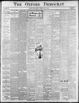 The Oxford Democrat : Vol. 72. No.19 - May 09, 1905