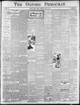 Oxford Democrat : Vol. 72. No.22 - May 30, 1905