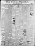 The Oxford Democrat : Vol. 72. No.23 - June 06, 1905
