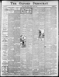 Oxford Democrat : Vol. 72. No.24 - June 13, 1905