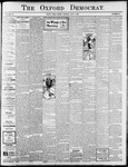 Oxford Democrat : Vol. 72. No.27 - July 04, 1905