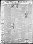 The Oxford Democrat : Vol. 72. No.28 - July 11, 1905