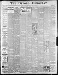 The Oxford Democrat : Vol. 72. No.31 - August 01, 1905