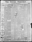 Oxford Democrat : Vol. 72. No.34 - August 22, 1905