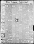 The Oxford Democrat : Vol. 72. No.35 - August 29, 1905