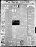 Oxford Democrat : Vol. 72. No.39 - September 26, 1905