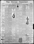 The Oxford Democrat : Vol. 72. No.40 - October 03, 1905
