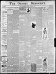 The Oxford Democrat : Vol. 72. No.42 - October 17, 1905