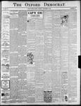 Oxford Democrat : Vol. 72. No.45 - November 07, 1905