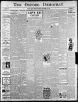 The Oxford Democrat : Vol. 72. No.46 - November 14, 1905