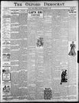 Oxford Democrat : Vol. 72. No.49 - December 05, 1905