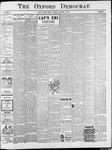 Oxford Democrat : Vol. 73. No.1 - January 02,1906