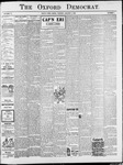 The Oxford Democrat : Vol. 73. No.1 - January 02,1906