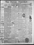 The Oxford Democrat : Vol. 73. No.3 - January 16,1906