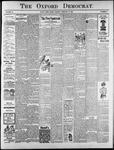 The Oxford Democrat : Vol. 73. No.9 - February 27,1906