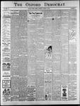 The Oxford Democrat : Vol. 73. No.11 - March 13,1906