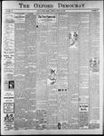Oxford Democrat : Vol. 73. No.12 - March 20,1906