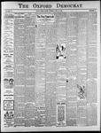 The Oxford Democrat : Vol. 73. No.15 - April 10,1906
