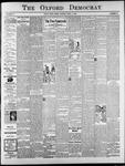 The Oxford Democrat : Vol. 73. No.16 - April 17,1906