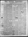 The Oxford Democrat : Vol. 73. No.17 - April 24,1906