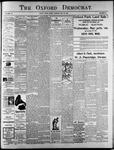 The Oxford Democrat : Vol. 73. No.22 - May 29,1906