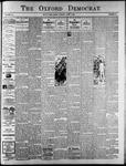 Oxford Democrat : Vol. 73. No.23 - June 05,1906