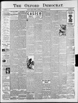 Oxford Democrat : Vol. 73. No.38 - September 18,1906