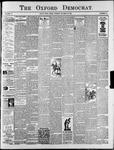 The Oxford Democrat : Vol. 73. No.42 - October 16,1906
