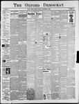 The Oxford Democrat : Vol. 73. No.50 - December 11,1906
