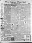 Oxford Democrat : Vol. 74. No.1 - January 01,1907