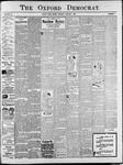 The Oxford Democrat : Vol. 74. No.1 - January 01,1907