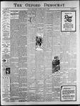 Oxford Democrat : Vol. 74. No.11 - March 12,1907