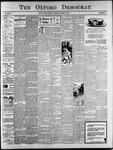 The Oxford Democrat : Vol. 74. No.12 - March 19,1907