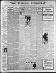 Oxford Democrat : Vol. 74. No.13 - March 26,1907