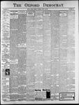 Oxford Democrat : Vol. 74. No.16 - April 16,1907