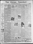 The Oxford Democrat : Vol. 74. No.17 - April 23,1907