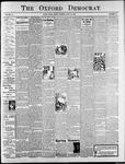 The Oxford Democrat : Vol. 74. No.18 - April 30,1907