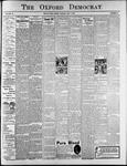 The Oxford Democrat : Vol. 74. No.19 - May 07,1907
