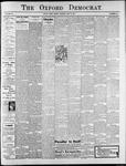Oxford Democrat : Vol. 74. No.20 - May 14,1907