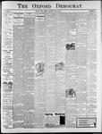 Oxford Democrat : Vol. 74. No.21 - May 21,1907