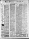 The Oxford Democrat : Vol. 74. No.22 - May 28,1907