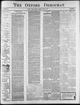 Oxford Democrat : Vol. 74. No.23 - June 04,1907