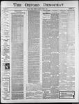 The Oxford Democrat : Vol. 74. No.24 - June 11,1907