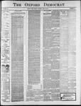 The Oxford Democrat : Vol. 74. No.25 - June 18,1907