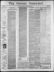 Oxford Democrat : Vol. 74. No.26 - June 25,1907
